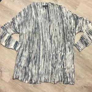 Lane Bryant Super Cozy Knot Cardigan Size 14/16